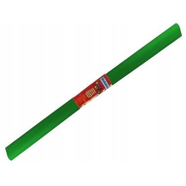 Kreppapīrs zaļš, 50 x 200 cm