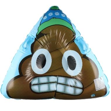 Pūslis Poop Atom, 105 cm