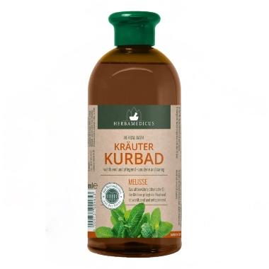 Vannas putas ar melisas ekstraktu HerbaMedicus, 500 ml