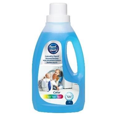 Veļas mazgāšanas šķidrums, Nord Clean, 1 L