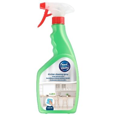 Virtuves tīrīšanas līdzeklis, Nord Clean, 500 ml