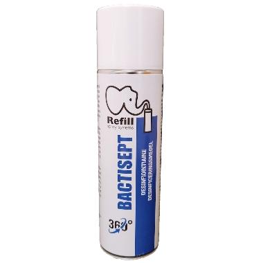 Dezinfekcijas aerosols Bactisept, 200 ml