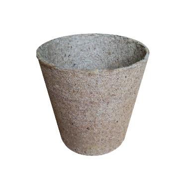 Kūdras pods apaļš, 6 cm