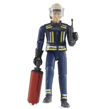 Figūriņa ugunsdzēsējs, Bruder