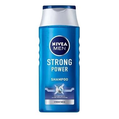 Šampūns vīriešiem Strong Power Nivea Men, 250 ml