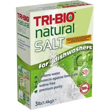 Trauku mazgājamās mašīnas sāls Tri-Bio, 1,4 kg