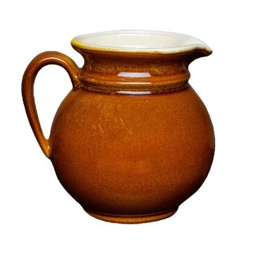 Māla krūze glazēta, Vaidava Ceramics, 1 L