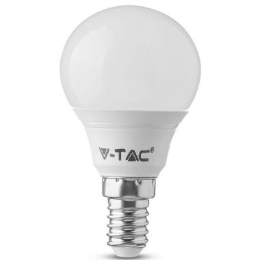 Spuldze LED V-TAC, E14, 7W, 600lm, 45x81mm