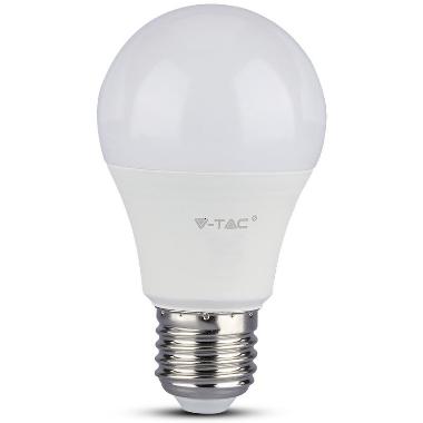 Spuldze LED V-TAC, E27, 9W, 806lm, 58x106mm