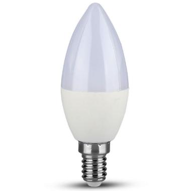 Spuldze LED V-TAC, E14, 5,5W, 470lm, 37x100mm