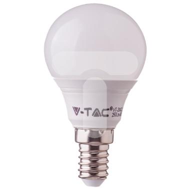 Spuldze LED VAC-T, E14, 7W, 600lm, 45x81mm