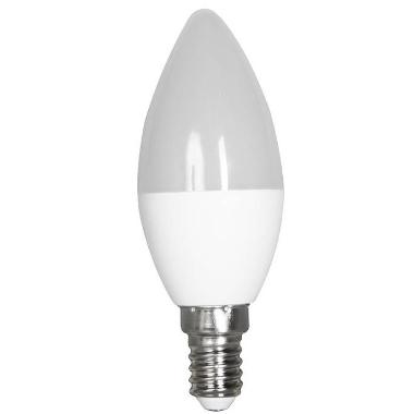 Spuldze LED 2B E14, 7W, 525lm, 37x100mm