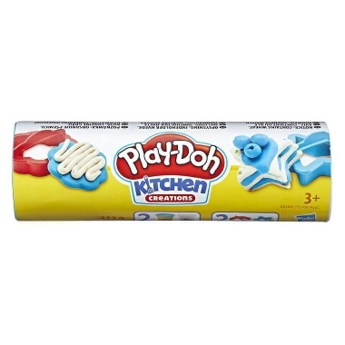 Play-Doh plastilīns, virtuves formiņu komplekts, 112 g