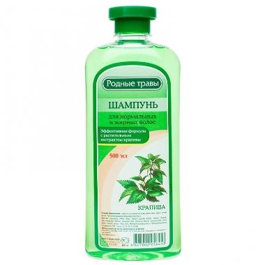 Šampūns Rodnye Grass nātre, 500 ml