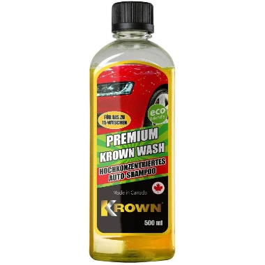 Auto koncentrēts šampūns Krown, 500 ml
