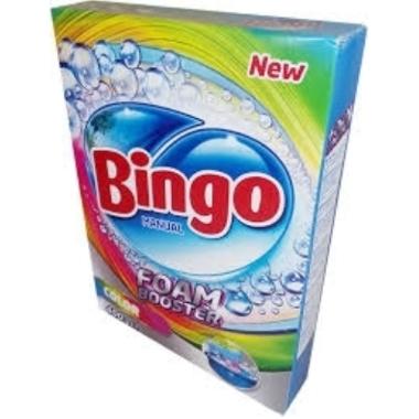 Veļas pulveris Bingo Color, 400 g
