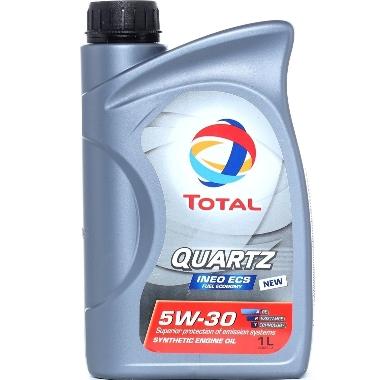 Motoreļļa Quartz INEO ECS 5W30, 1 L