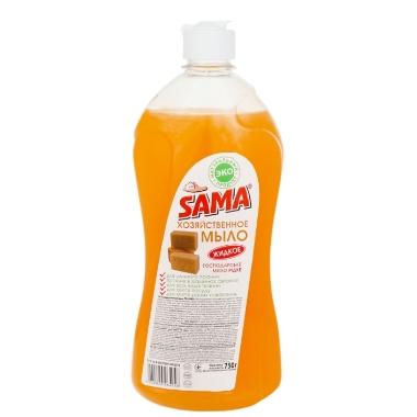 Šķidrās ziepes saimniecībai Sama Household, 750 g