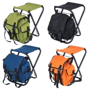Kempinga krēsls ar somu, Atom