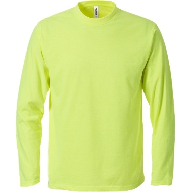 T-krekls 1914 ar garām piedurknēm dzeltens, Fristads