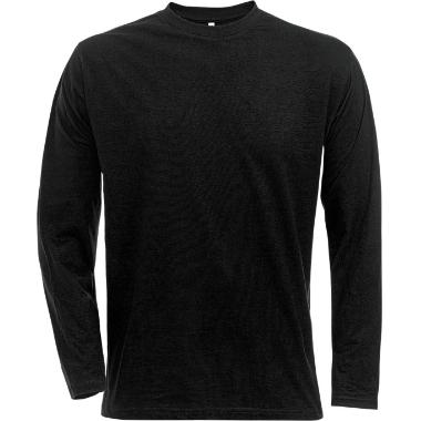 T-krekls 1914 ar garām piedurknēm melns, Fristads