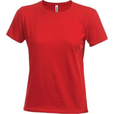 Sieviešu t-krekls 1917 sarkans, Fristads