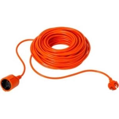 Pagarinātāja kabelis Verners Extension Cord, b/z, oranžs, 25 m