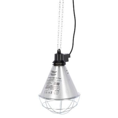 Sildlampas korpuss ar 5m kabeli un slēdzis, Kerbl