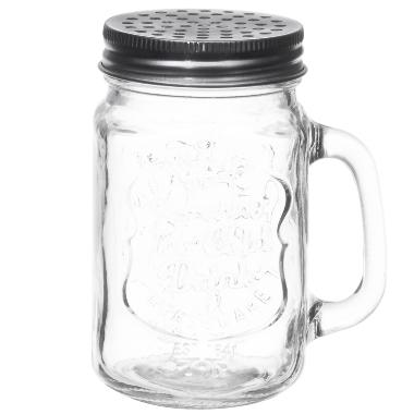 Garšvielu trauks - stikla krūze, 450 ml