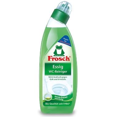 Tualetes tīrīšanas līdzeklis ar etiķi, Frosch, 750 ml