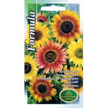 Saulespuķes Formula, Kurzemes sēklas, 1 g