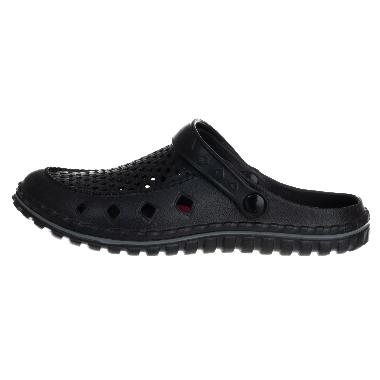 Vīriešu dārza apavi melni Color, Acces