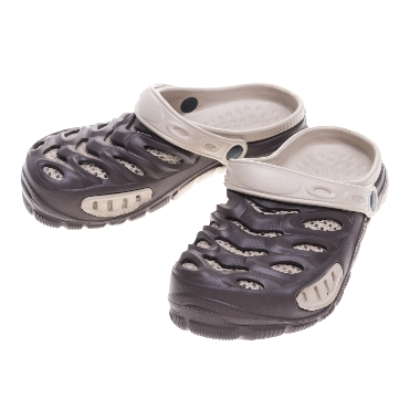 Vīriešu dārza apavi pelēki Aero, Acces