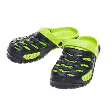 Vīriešu dārza apavi zaļi Aero, Acces