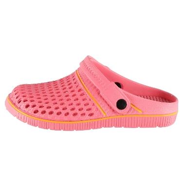Sieviešu dārza apavi Stripe rozā, Acces