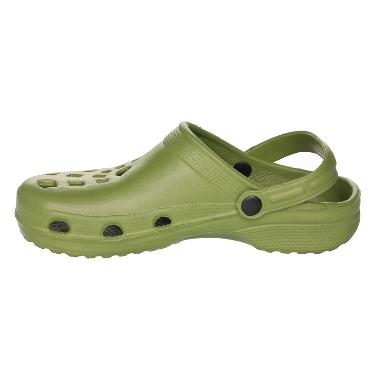 Vīriešu dārza apavi Basic zaļi, Acces