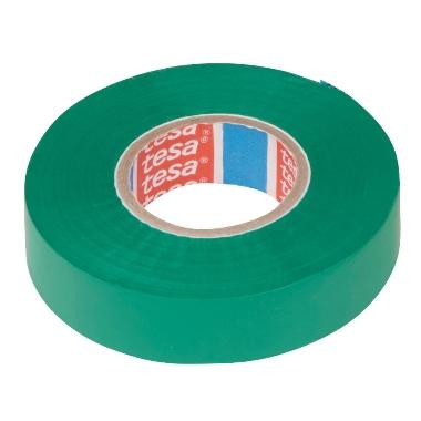 Izolācijas lente Tesa Professional zaļa, 33m x 19mm