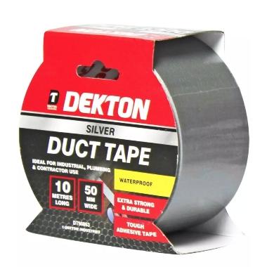 Līmlente Dekton sudraba 10m x 50mm