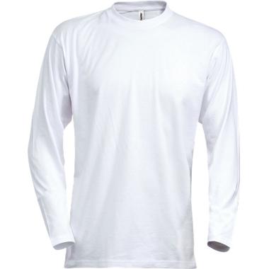 T-krekls 1914 ar garām piedurknēm balts, Fristads