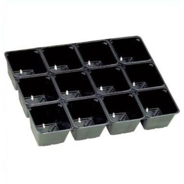 Dēstu kasete PL3040, 38x28 cm, 12 šūnas