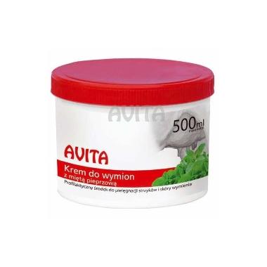 Krēms tesmenim ar piparmētru Avita, 500 ml