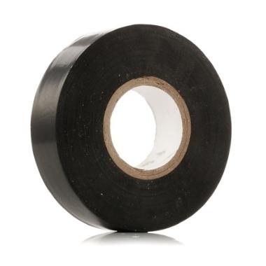 Izolācijas lente K2 Tasma melna, 20m x 19mm