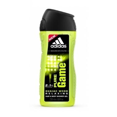Dušas želeja vīriešiem Adidas Men Pure Game, 400 ml