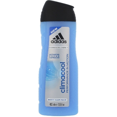 Dušas želeja Adidas Men Climacool, 400 ml