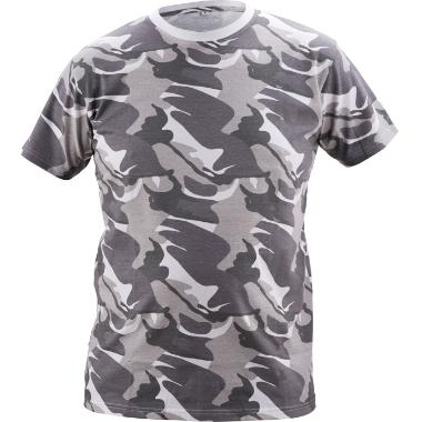 T-krekls Crambe pelēks, CRV