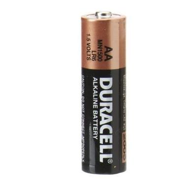 Baterija Duracell Alkaline AA, 1.5 V, 1 gab.