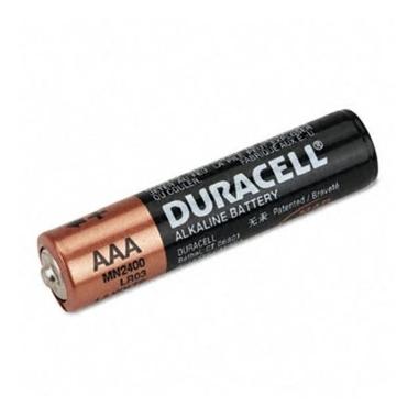 Baterija Duracell Alkaline AAA, 1.5 V, 1 gab.