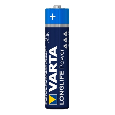 Baterija Varta AAA High Energy Alkaline, 1.5 V 1 gab.