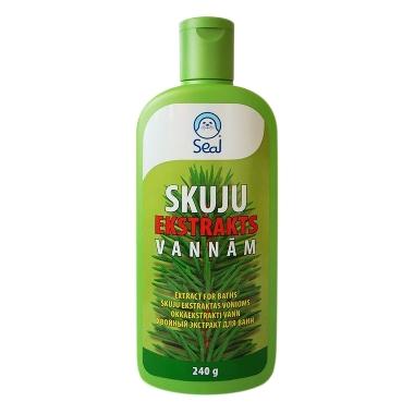 Skuju ekstrakts vannām Seal, 240 g