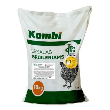 Pilnvērtīga barība broileriem 11-28.dienai, 10 kg